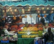 Image of Trevor Burgess: Large Market Stall