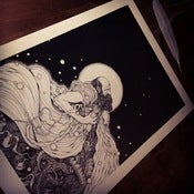 Image of 'ASCENSION' Limited Edition Print. SOLD OUT