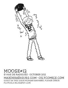 Image of Moose #12