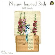 Image of 2013 Nature Inspired Wall Calendar - SOLD OUT!