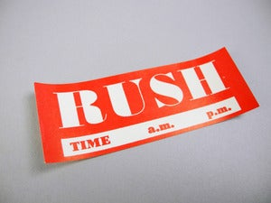 Image of Vintage Rush Labels