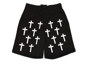 Image of D.Fame Cross Shorts