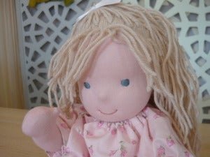Image of Custom Order Jointed Formed Doll