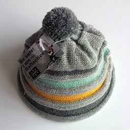 Image of COZY WOOLY HAT &lt;br&gt;LFLECT REFLECTIVE