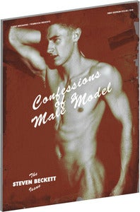 Image of Confessions of a Male Model Series: Steven Beckett Issue