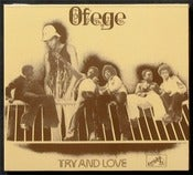 Image of OFEGE - Try And Love CD