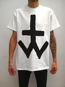 Image of Brimstone Tee White (with backprint)