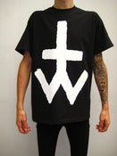 Image of Brimstone Tee Black (with backprint)