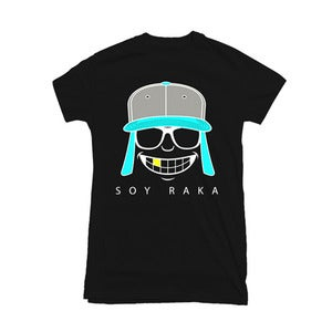 Image of Raka Smiley Women's Classic Black