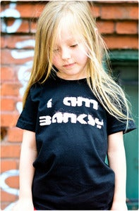 Image of I Am Banksy Tee