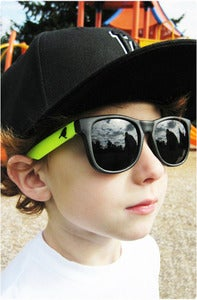 Image of Hatch Wayfarer Sunglasses
