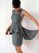 Image of SALE Saturn Dress - Slate Green
