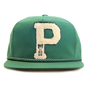 Image of Big P Varsity Green