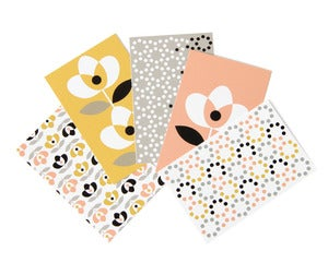 Image of Mini cartes décoratives x10