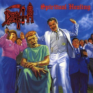 Image of Death	 - Spiritual Healing 2CD