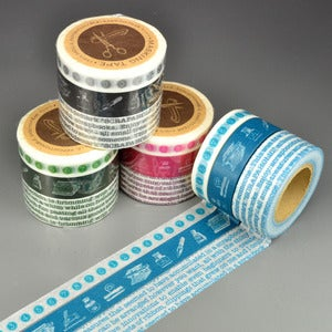 Image of Typewriter Washi Tape
