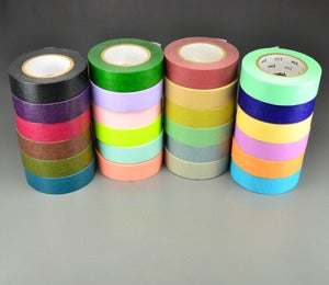 Image of Solid Washi Tape Packs