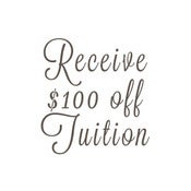 Image of Get a $100 discount when you pay in full day of registration!