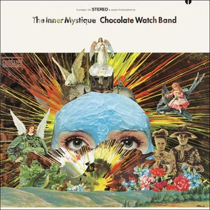 Image of CHOCOLATE WATCH BAND | THE INNER MYSTIQUE LP