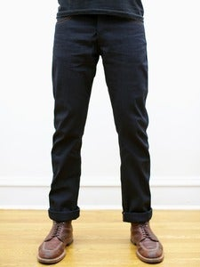Image of Cone White Oak Indigo Selvedge Canvas Greaser Jeans