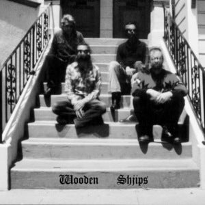 Image of WOODEN SHJIPS | S/T LP