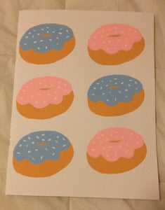 Image of Donut Sketchbook
