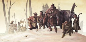 Image of Orc Art Book