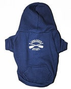 Image of Paddles Zip Up Doggy Hoodie