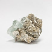 Image of Aquamarine &amp; Muscovite 2