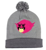 Image of NEW! Pink Dolphin Ghost Beanie Collection