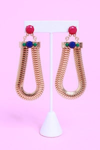 Image of Uphold the Gold Earrings
