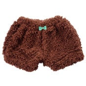 Image of franky grow | brown fur bloomers