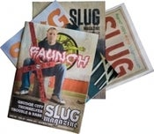 Image of SLUG Mag Subscription