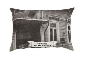 Image of Dynamo interior pillow | Dynamo-sisustustyyny