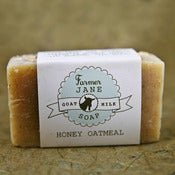 Image of Honey Oatmeal