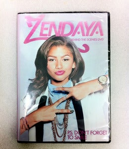 Image of Zendaya: Behind the Scenes DVD