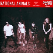 "Image of Rational Animals ""Gabrielle b/w Eating My Words"" 7"""