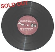 Image of 'Inner City Angst' EP 10&quot; Vinyl - SOLD OUT AGAIN