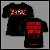Image of SICK | Logo / Regurgitating Excrement Matter | T-shirt