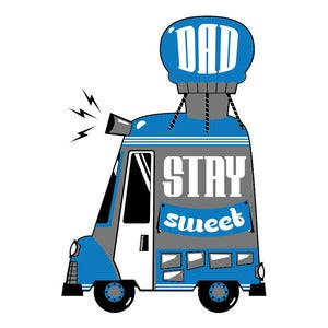 Image of Dad: Stay Sweet Card