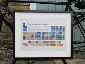 Image of Tour de France - 'le tour des Merveilles' 