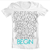 Image of Begin Shirt