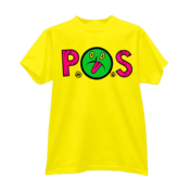 "Image of P.O.S ""Yuck"" Shirt"