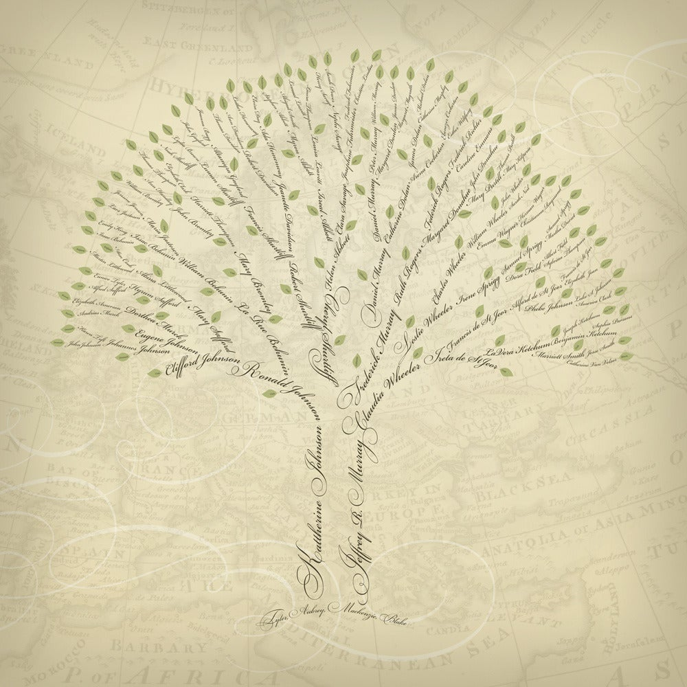 Family Tree Design Ideas a family tree that uses names written in calligraphic script to form the trees branches genealogy art pinterest family trees and families Check Out Her Lds Family Proclamation Scrapbook Too This Is One That I Will Be Working On And Hopefully Completing Soon You Can Find All Of This Here