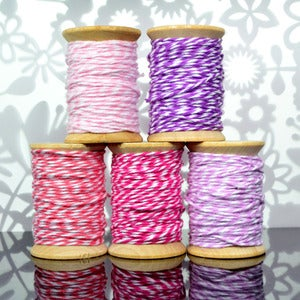 Image of Pink Shades Baker's Twine