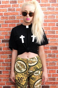 Image of Naughty Vicar t-shirt