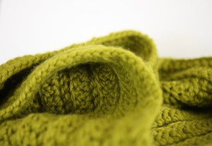 Image of Chunky Cowl in Lemongrass