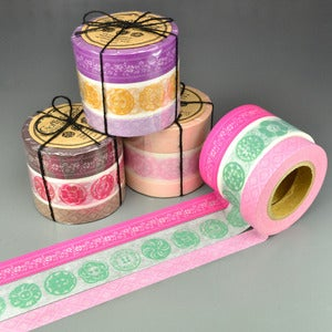 Image of Button Coffret du Couturier Washi Tape