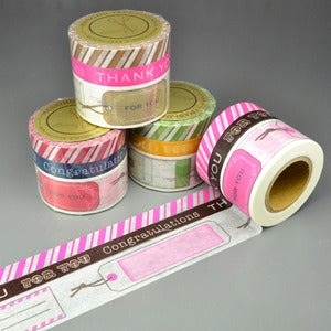 Image of Gift Scrapaholic Washi Tape