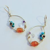 Image of Jessie Earrings